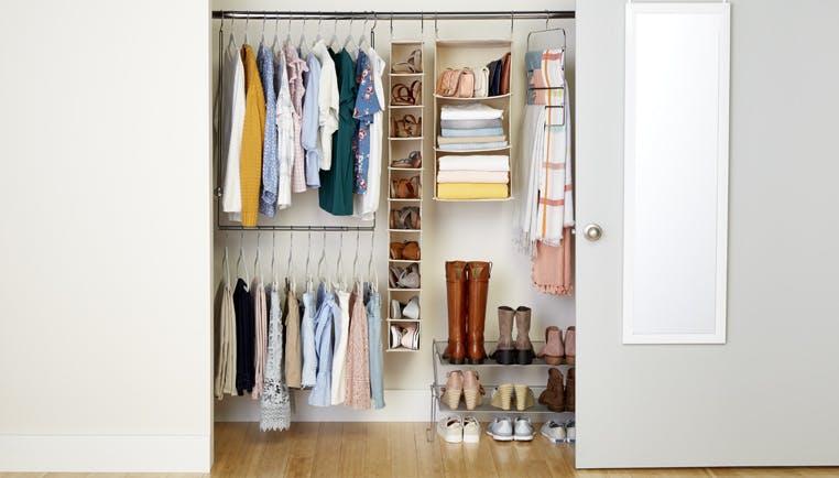 How To Organize Your College Dorm Closet The Container Store,Ant Anstead Christina Tarek El Moussa