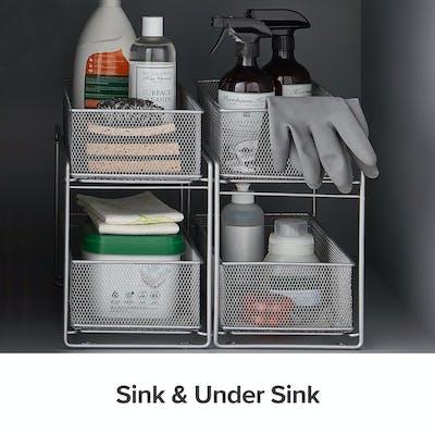 Sink & Under Sink