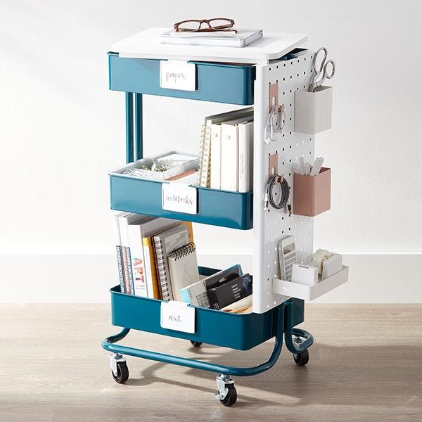 3 Tier Carts $29.99 – $44.99