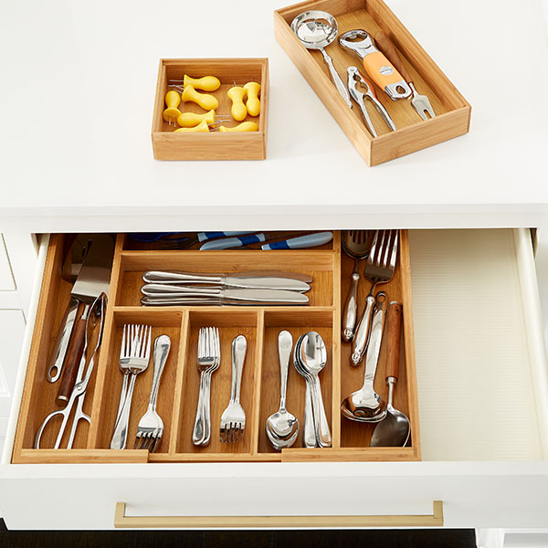 Step 3: Choose Your Organizers - Expandable