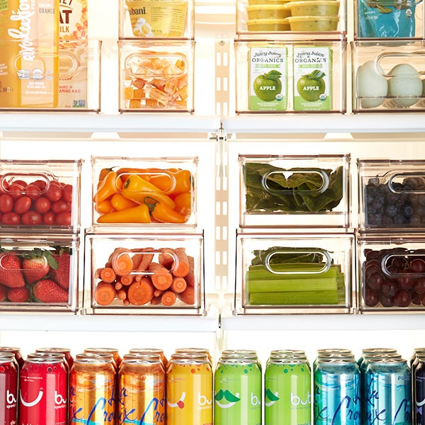 Project: How To Organize Your Fridge