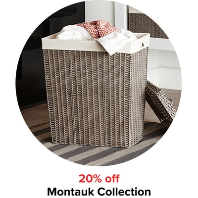 20% off Montauk Collection