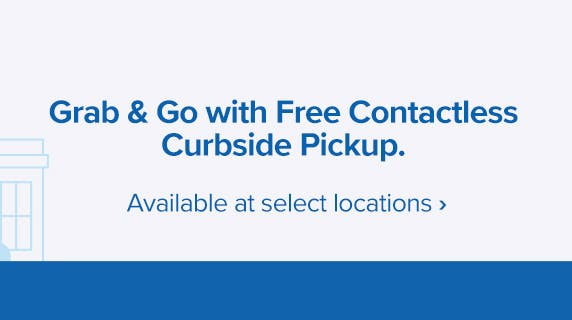 Free Contactless Curbside Pickup