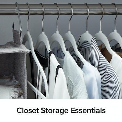 Closet Storage Essentials