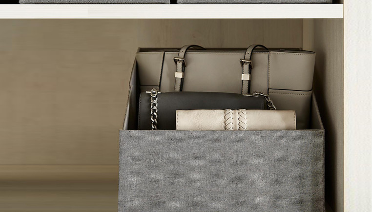 Our Top 4 Handbag Storage Ideas