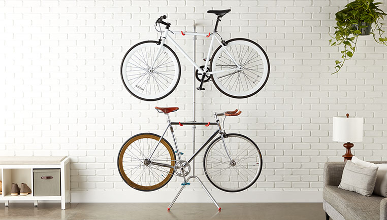 Ways To Store Bikes In An Apartment