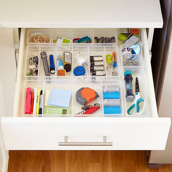 Step 3: Choose Your Organizers - Modular
