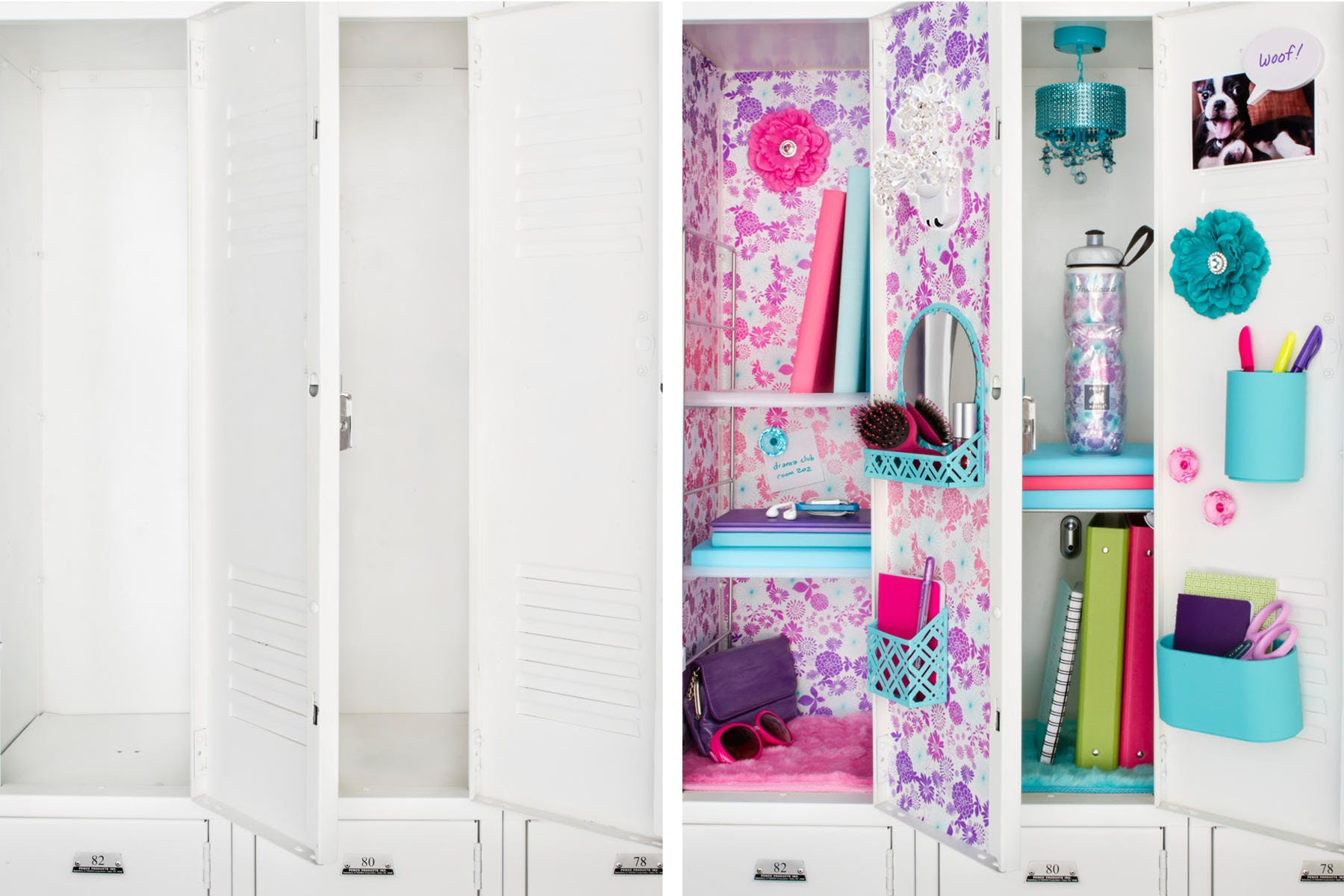 Glam It Up Girly!   Container Stories