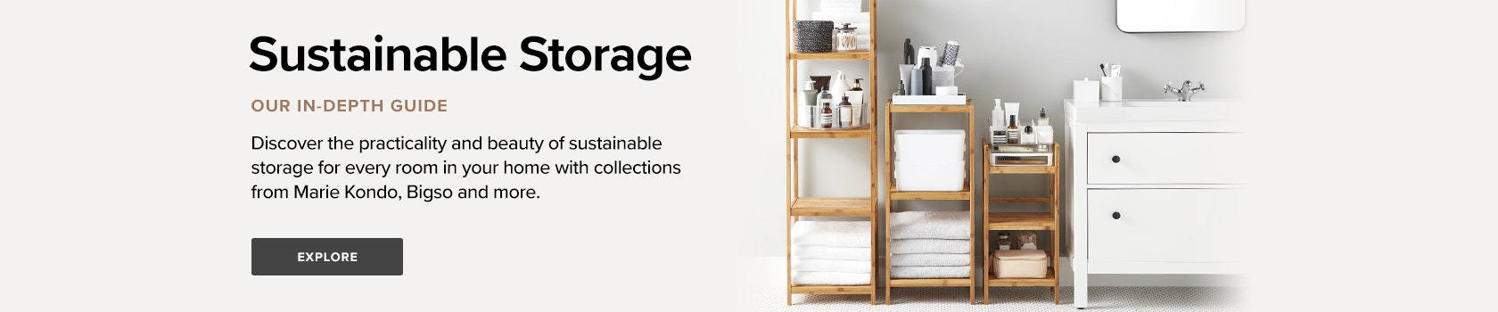 Sustainable Storage