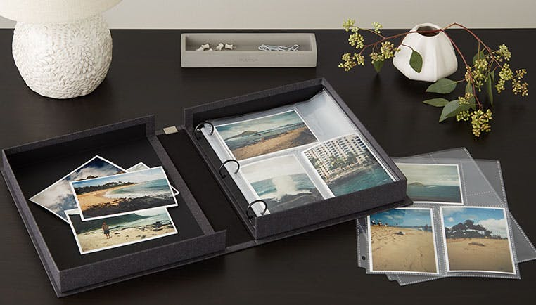 Storing Photos and Documents