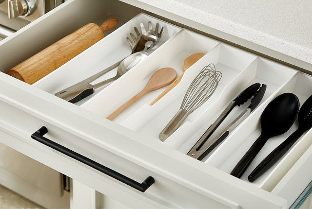 Expand A Drawer Utensil Trays The