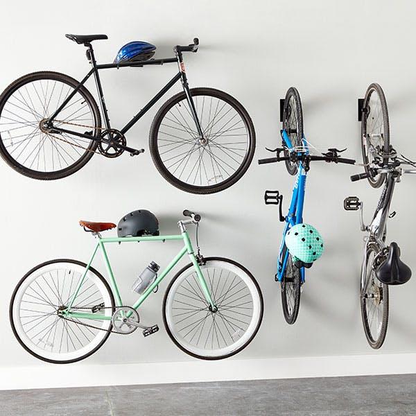 Option 2: Wall-Mounted Hooks