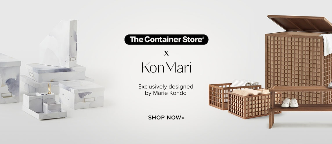 The Container Store & KonMari