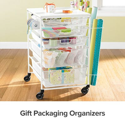 Gift Packaging Organizers