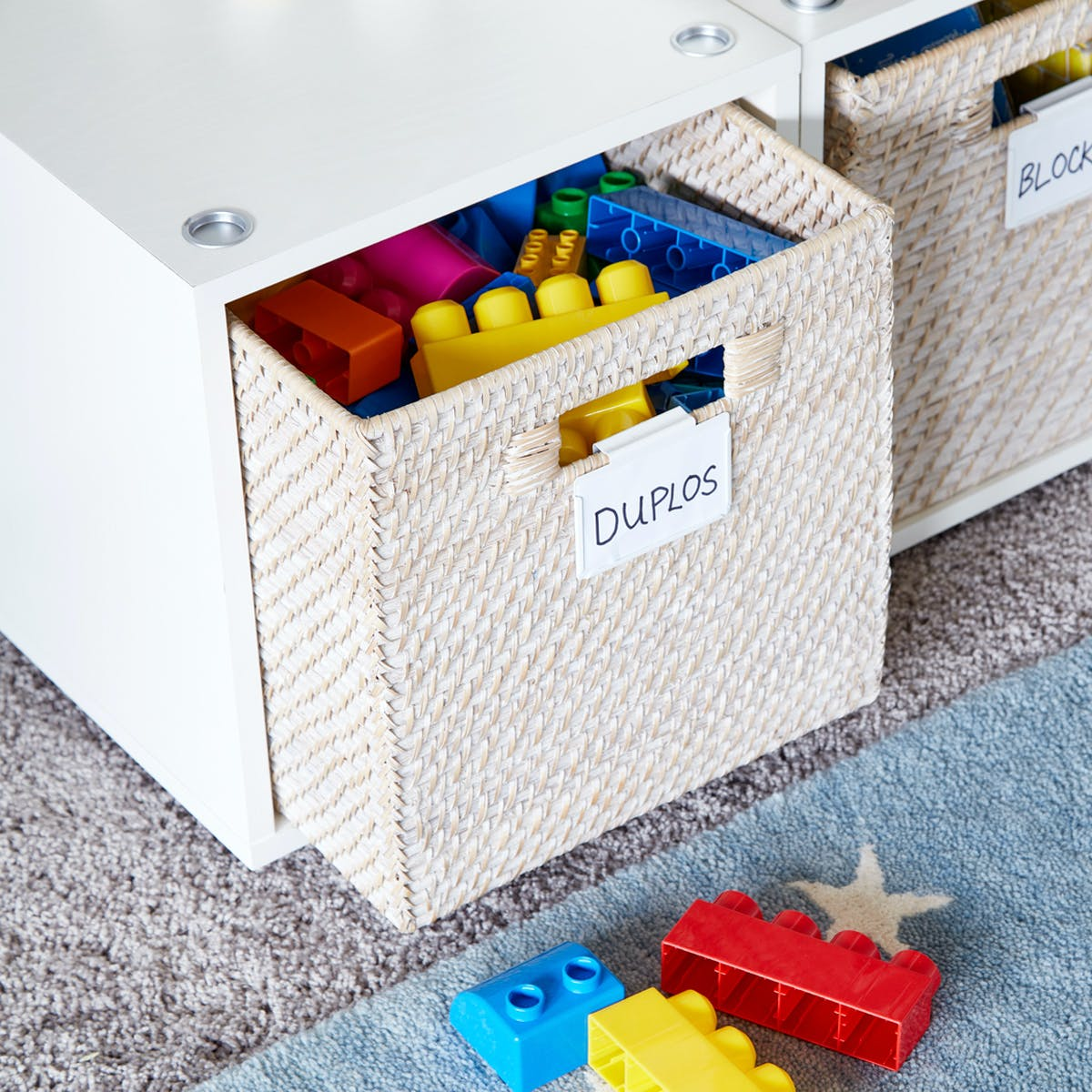 Keep Toys Easy To Access AND Put Away