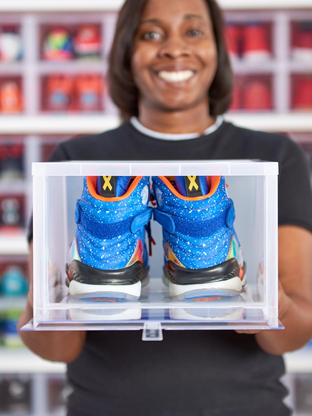 Sneakerhead Storage Ideas: Spotlight on Maggie Sauls | Container ...