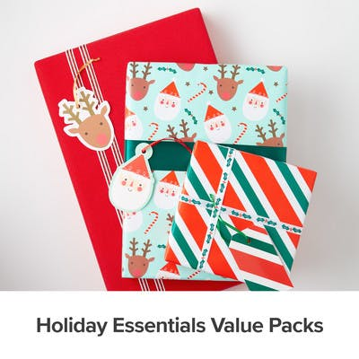 Holiday Essentials Value Packs