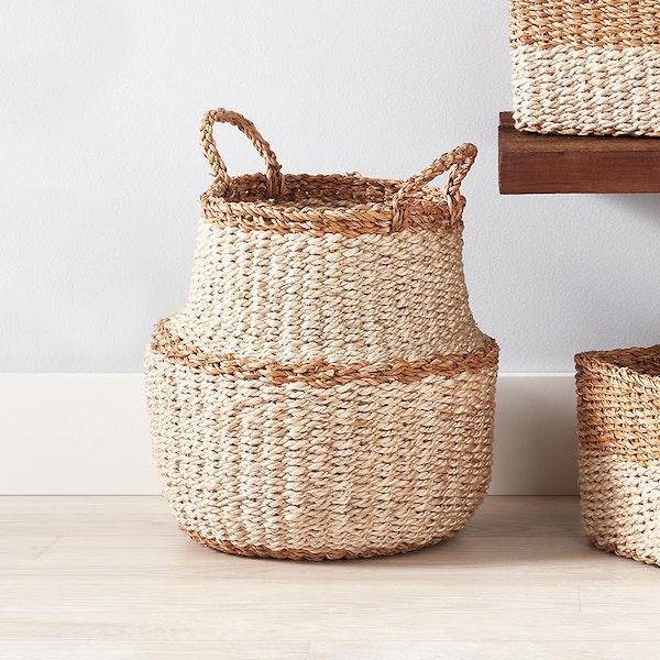 Carmel Belly Basket