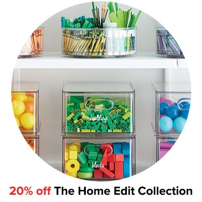 20% off The Home Edit Collection