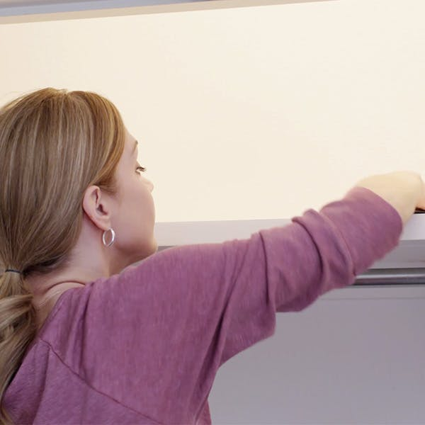Step 2: Measure Your Space & Line The Shelf