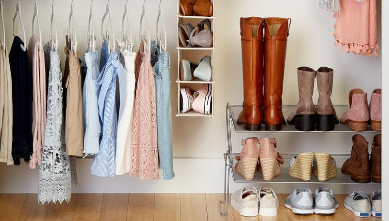 Shoe Storage Ideas & Tips