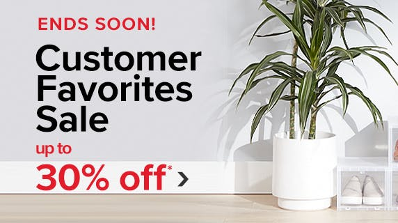 Customer Favorites Sale ENDS SOON!