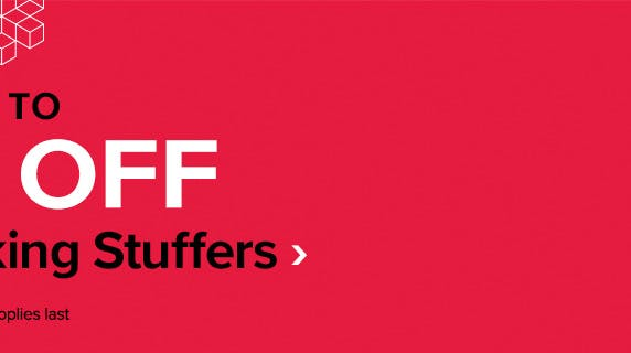 Stocking Stuffers up to  50% off