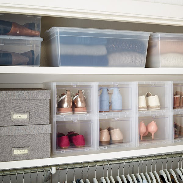 Step 3: Choose Containers To Maximize Vertical Space