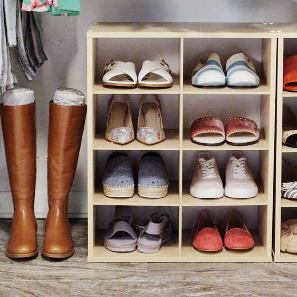 Step 3: Select Your Organizers - On The Closet Floor