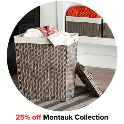25% off Montauk Collection