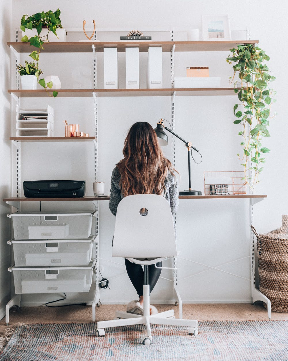 Modern Home Office Ideas Container Stories