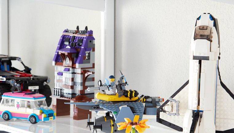 LEGO Storage Ideas For All Ages