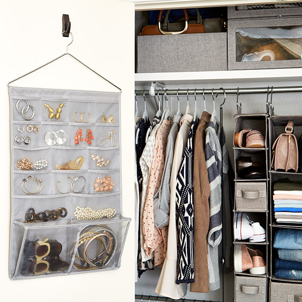 How To Organize A Small Bedroom Closet