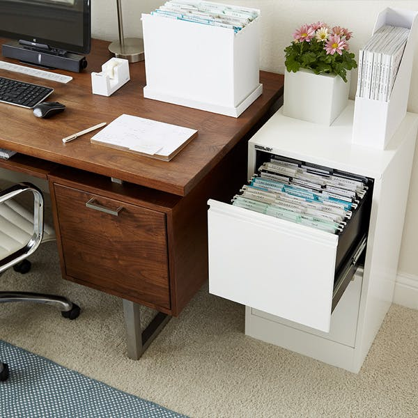 Step 4: Use A Filing Cabinet If You Have Lots Of Paperwork