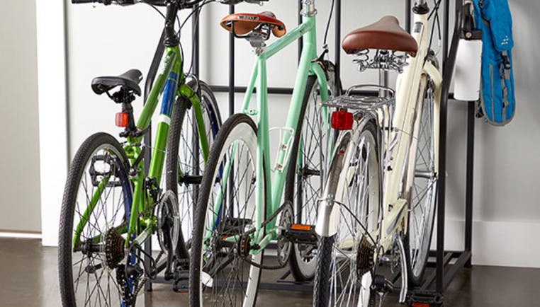How To Store Bikes In A Garage