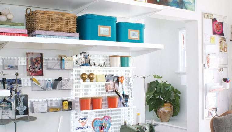 5 Craft Room Organization Ideas