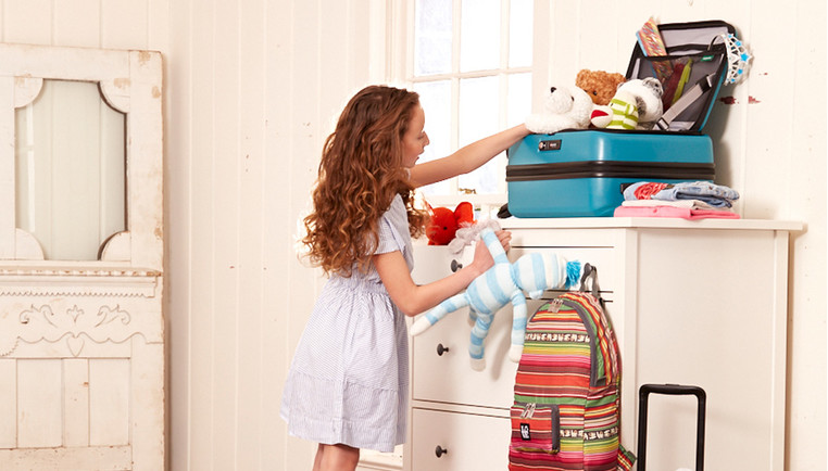 Tips for Packing & Traveling With Kids