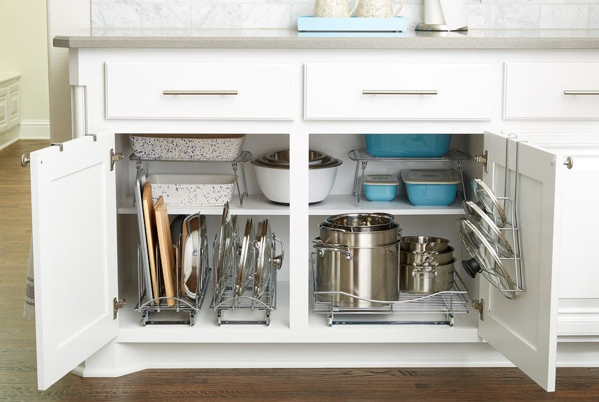 Organize Your Kitchen Like A Professional Container Stories