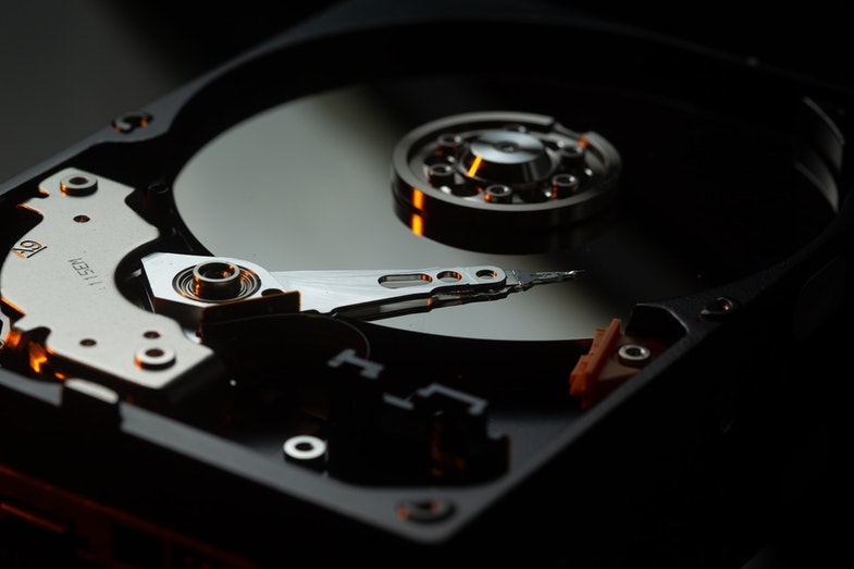 Data storage disk data brokers