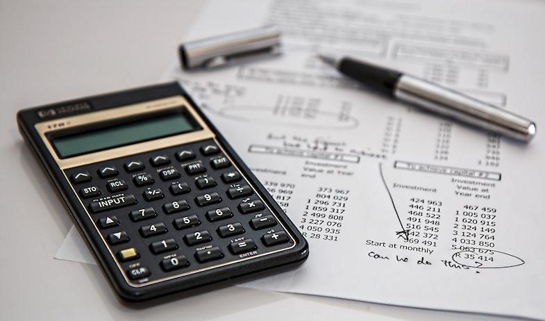 calculator balancing costs sheet