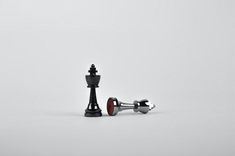 a victorious chess piece, data broker