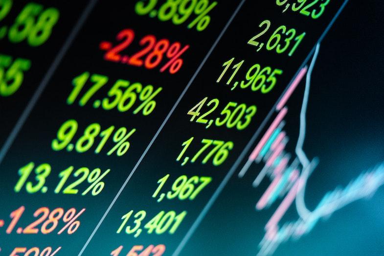 stock market snapshot