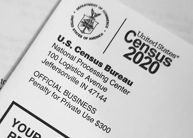 Census data 2020 official document