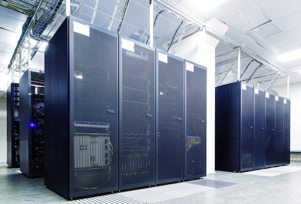 Data storage room