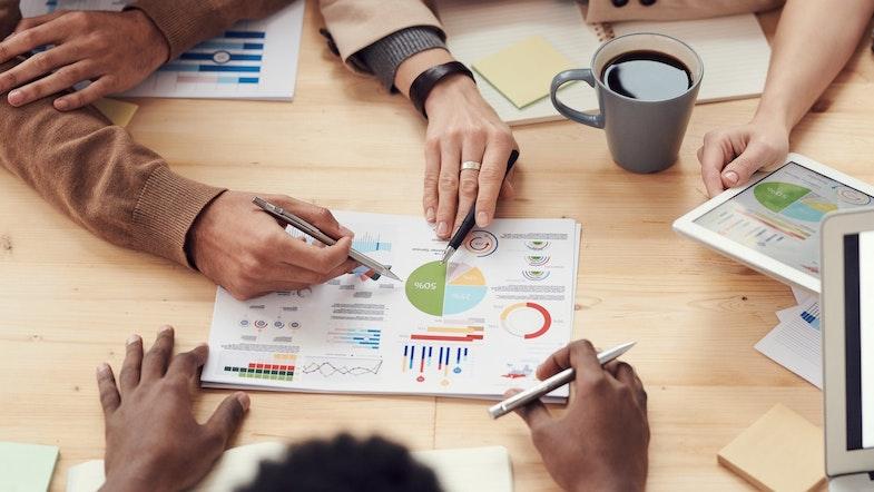 Analyzing company and employee data