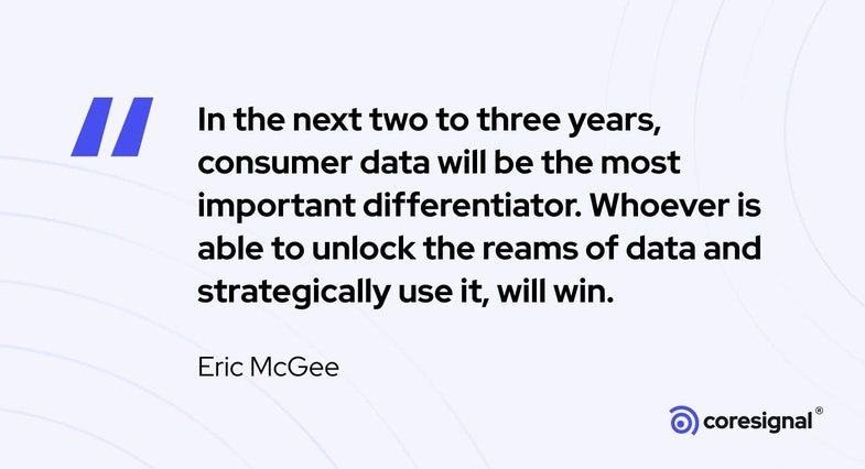 Data Science Quote by Eric McGee