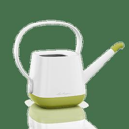 Photo du produit Arrosoir YULA blanc/vert pistache satiné Lechuza