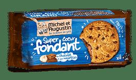 Photo du produit Cookies chocolat noisettes Michel et Augustin