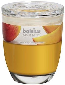 Photo du produit Bolsius Verre Bougie Parfumée Mangue