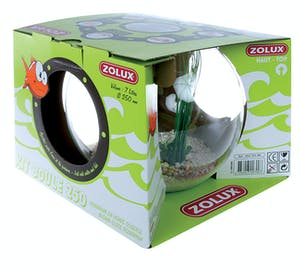 Photo du produit Aquarium 7L Kit Boule 250